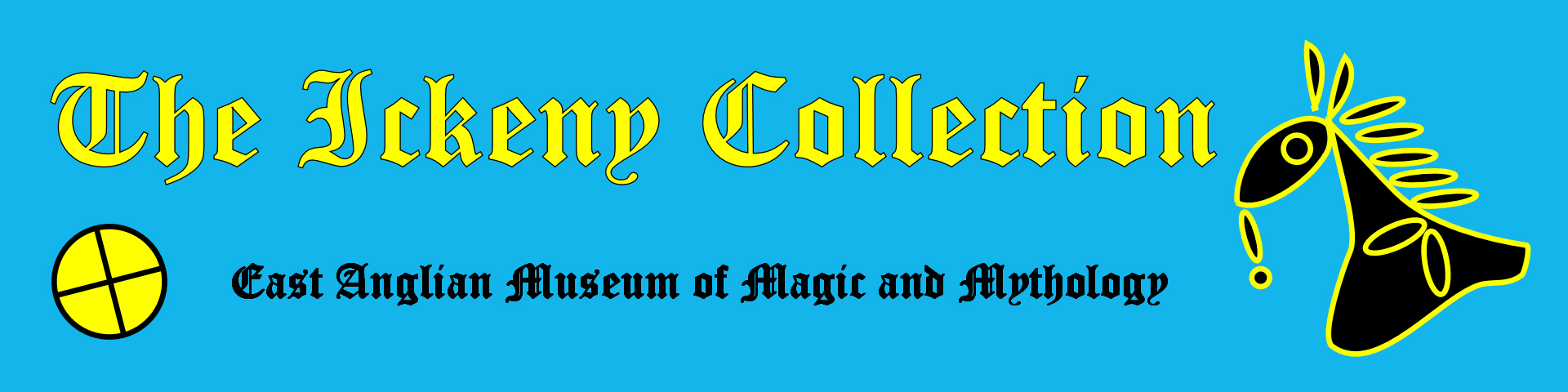 The Ickeny Collection: East Anglian Museum of Magic and Mythology logo